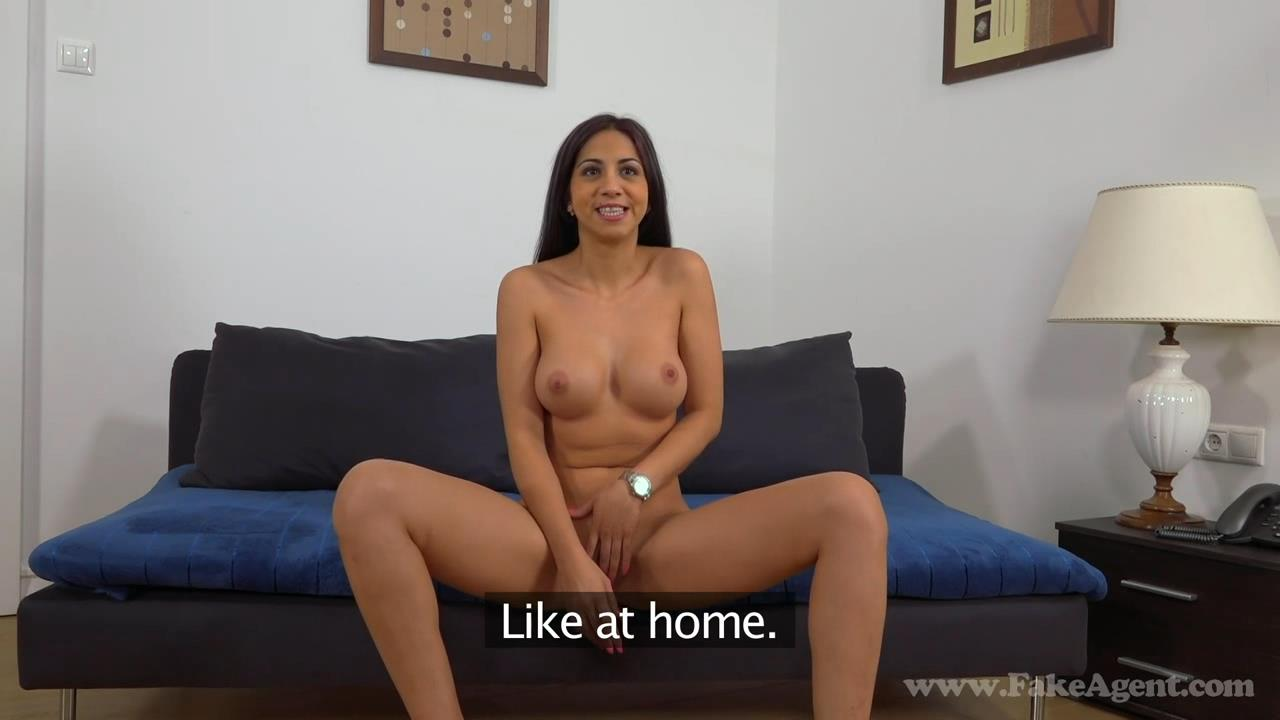 Very Open-Minded Spanish Girl on
