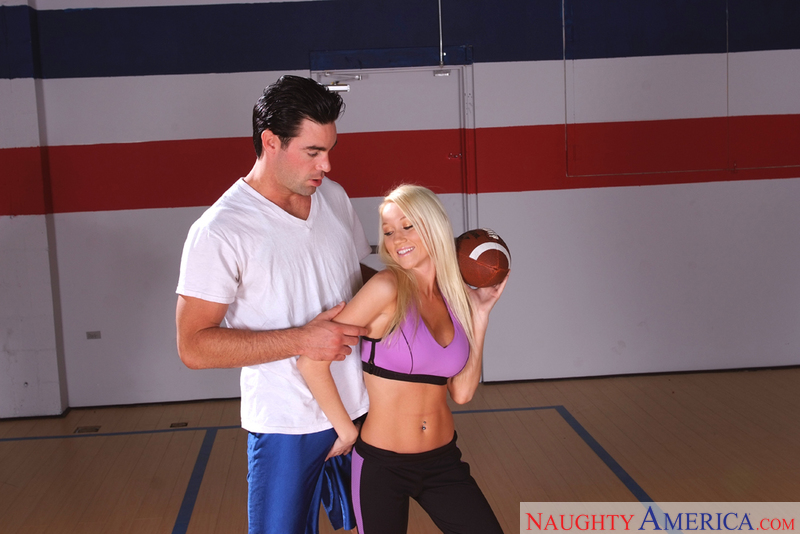 Naughty Athletics - Madison Scot
