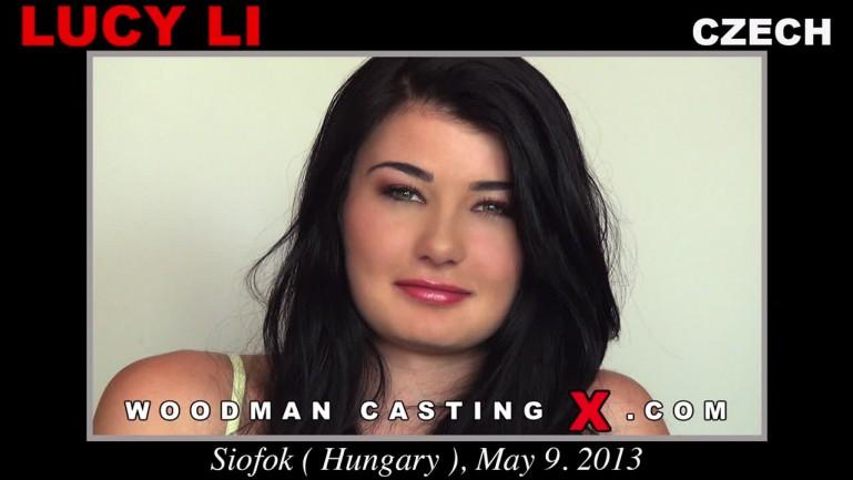 Lucy Li casting