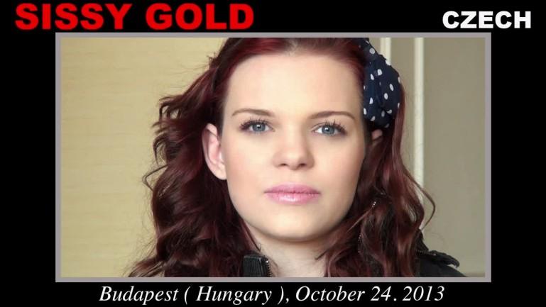 Sissy Gold casting