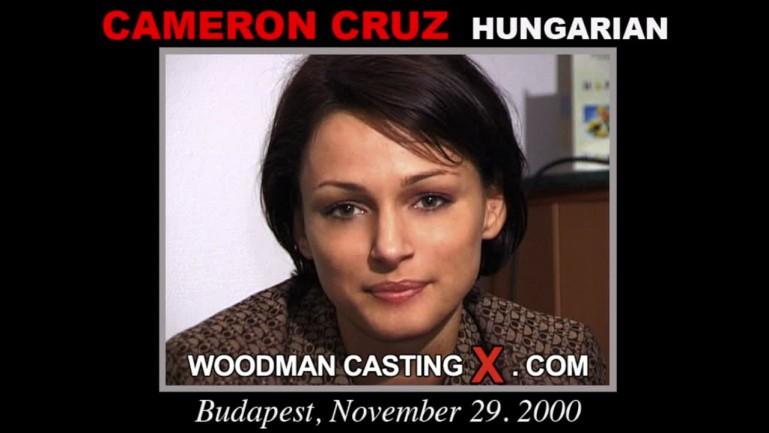 Cameron Cruz casting
