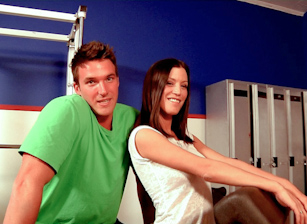 On The Set - Trystan Bull & Amy