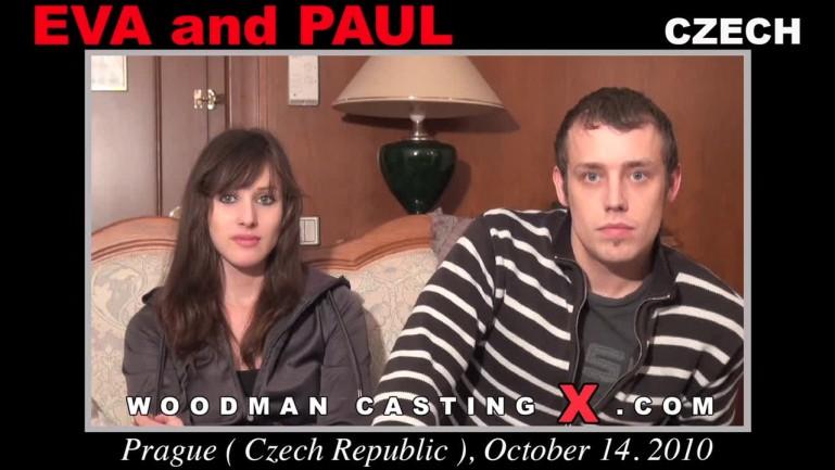 Eva and Paul casting
