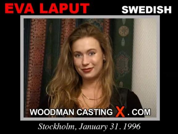 Eva Laput casting