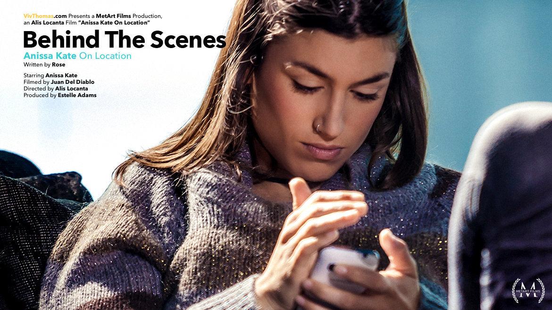 Behind The Scenes: Julia Roca on