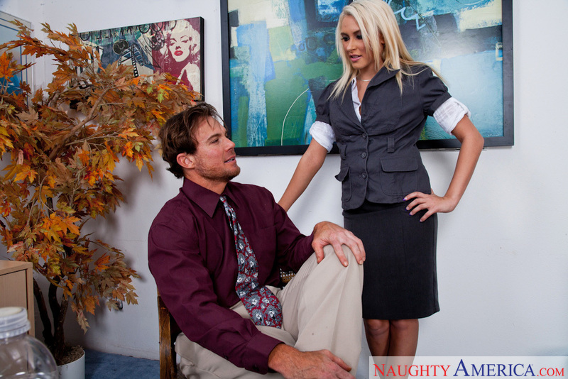 Naughty Office - Katie Summers &