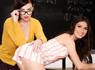 Mother's Teacher's Pet Scena 1