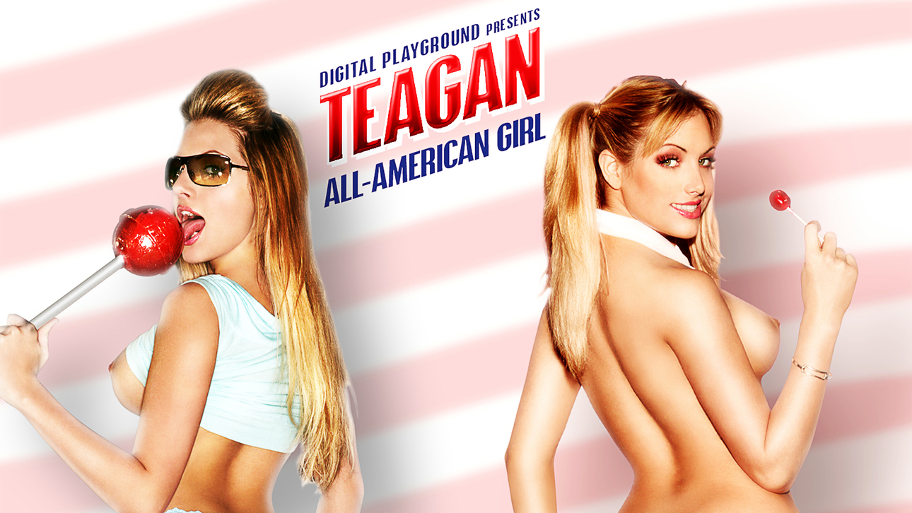 Teagan: All-American Girl