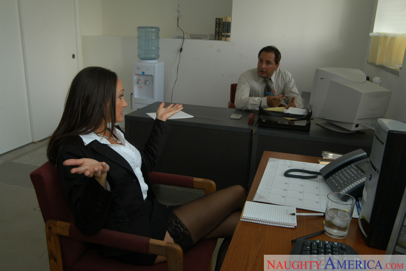 Naughty Office - Michelle Lay