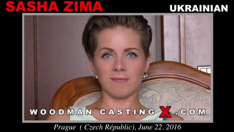Sasha Zima casting