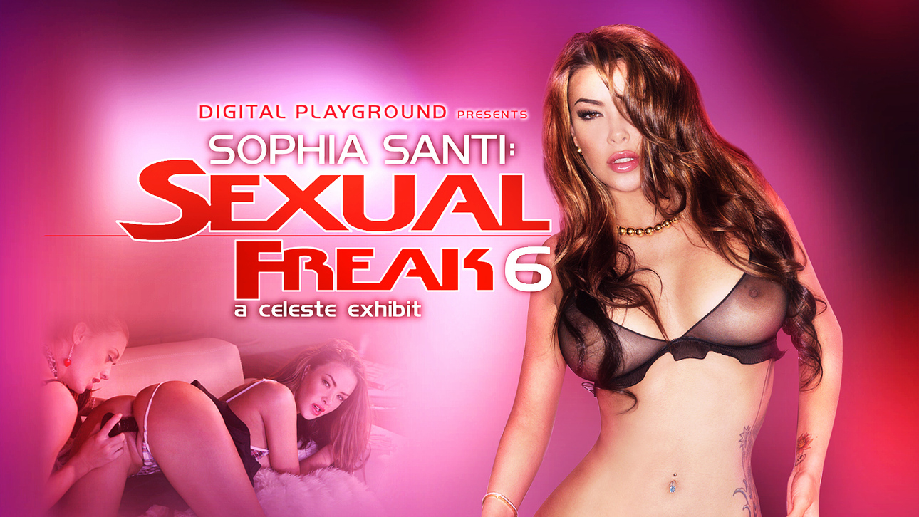 Sophia: Sexual Freak 6 Scène 1