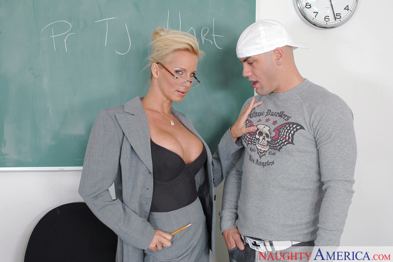 My First Sex Teacher - TJ Hart &