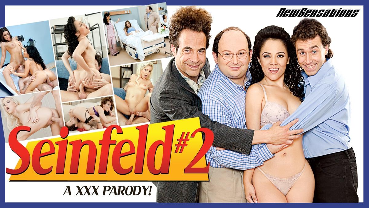 Seinfeld #2: A XXX Parody