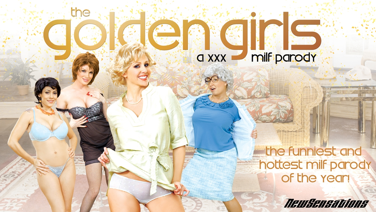 The Golden Girls: A XXX MILF Par