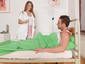 Nurse Silvia's Special Treatment