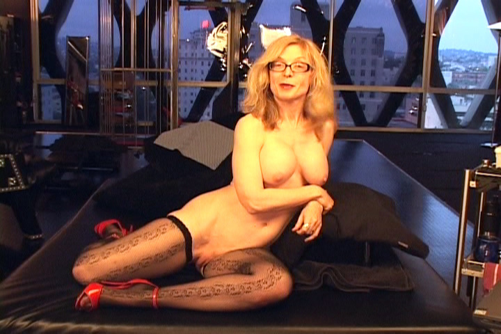 Nina Hartley Chat 1
