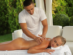 Deep Penetrating Massage