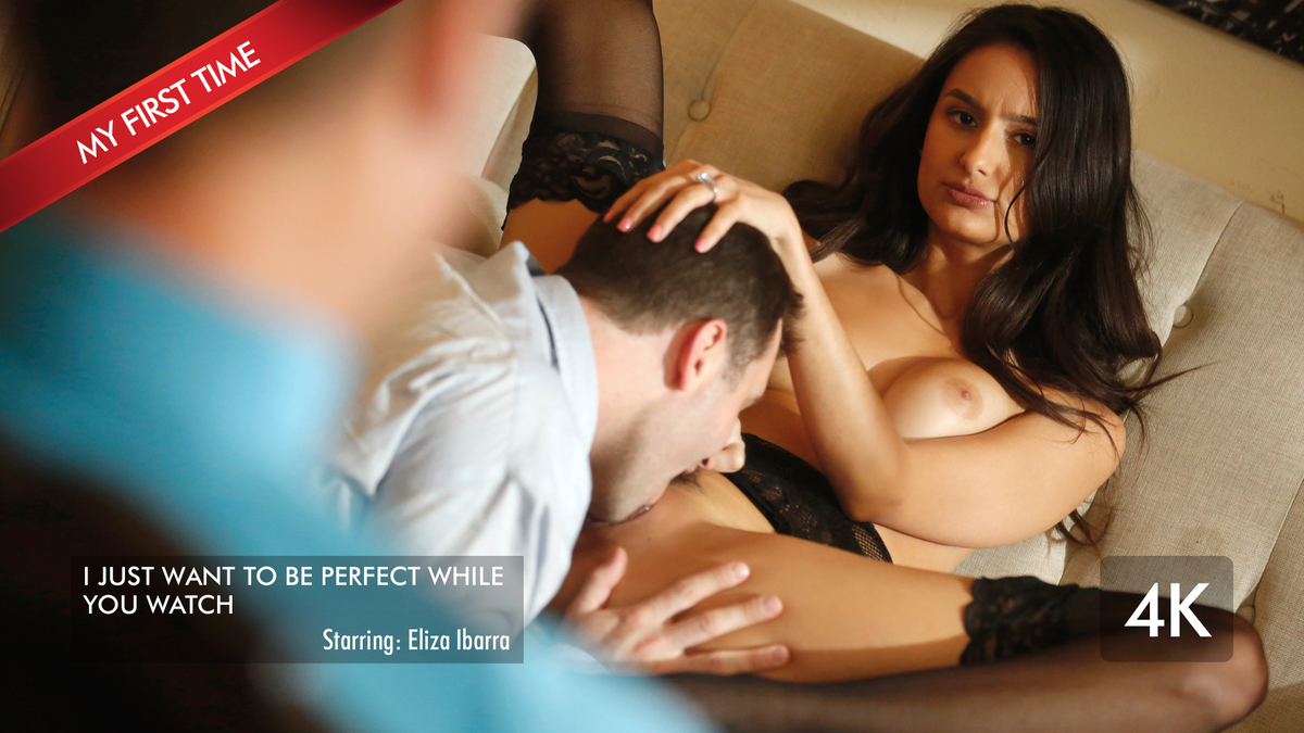 Eliza Earns Her First Hotwife An