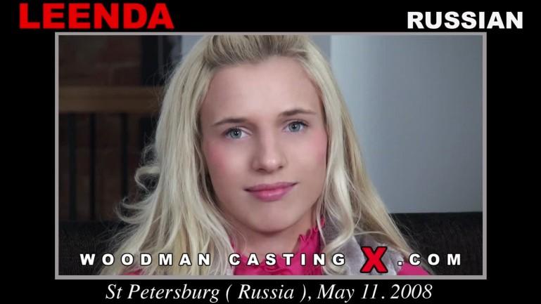 Leenda casting