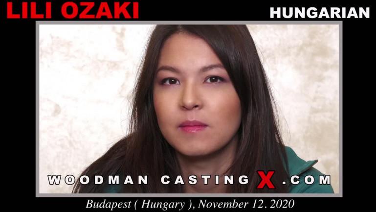 Lili Ozaki casting
