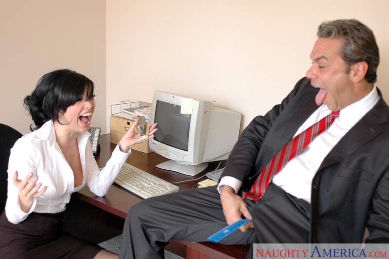Naughty Office - Roxy Deville &