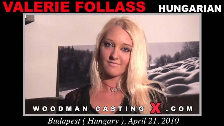 Valerie Follass casting
