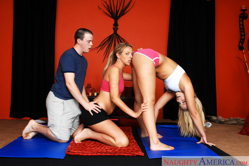 Naughty Athletics - Alexis Texas
