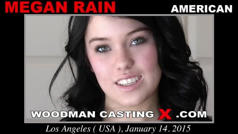 Megan Rain casting