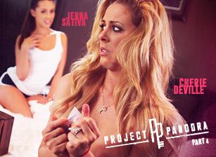 Project Pandora: Part Four