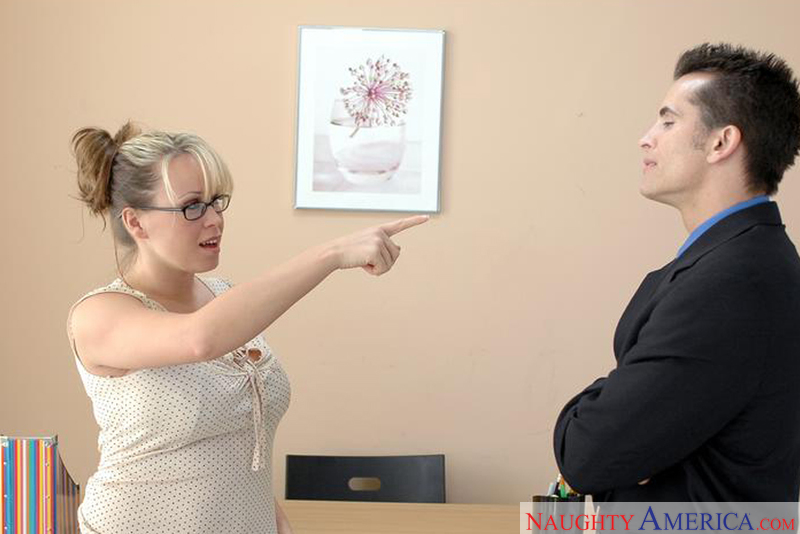 Naughty Office - Brandy Talore &