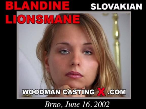 Blandine Lionsmane casting