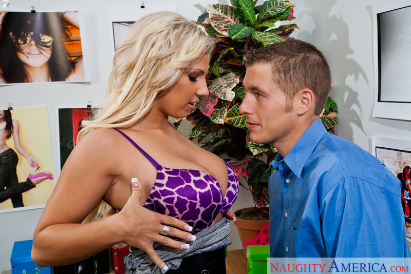 Naughty Office - Lylith LaVey &