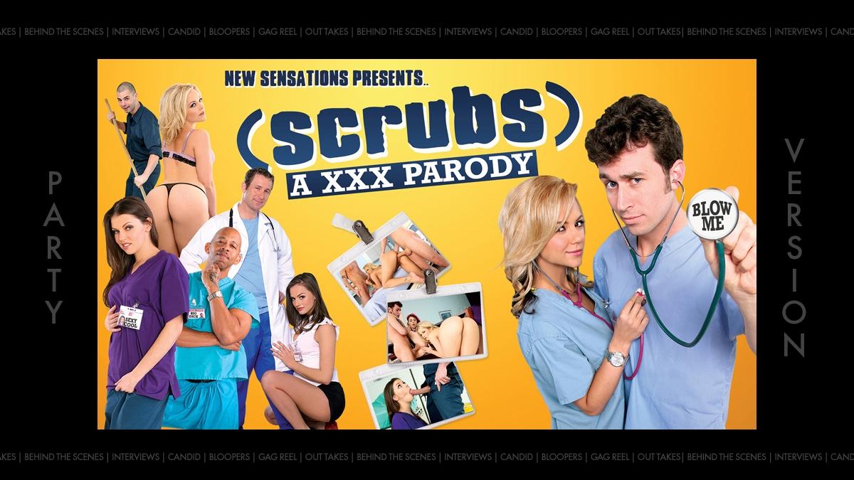 Scrubs - Party Version Scène 1