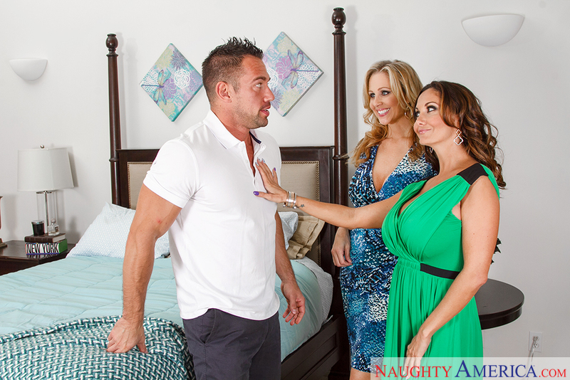 I Have a Wife - Ava Addams & Jul