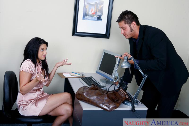 Naughty Office - Lola Banks & Da