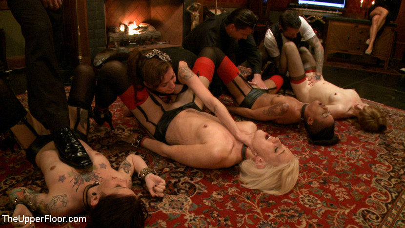 House Party: Donna's Squirt Fest