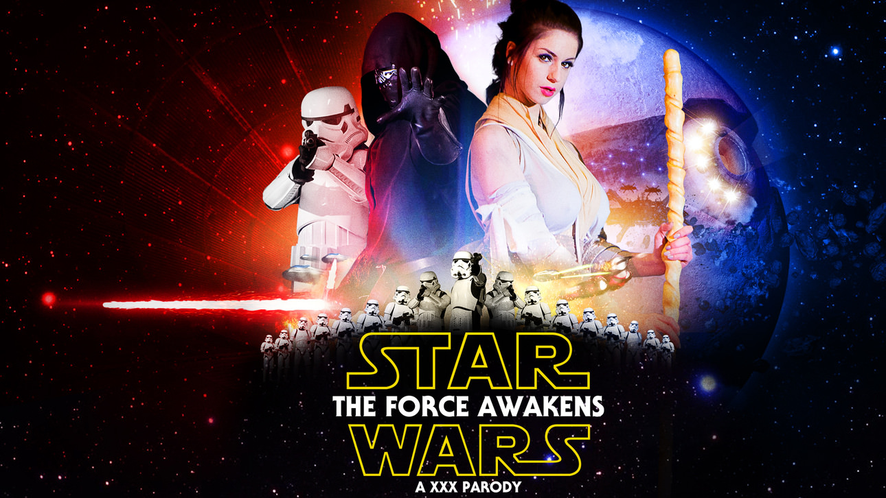 Watch Star Wars Force Awakens: A XXX Parody Online Scène 1
