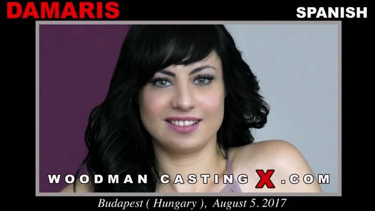 Damaris casting
