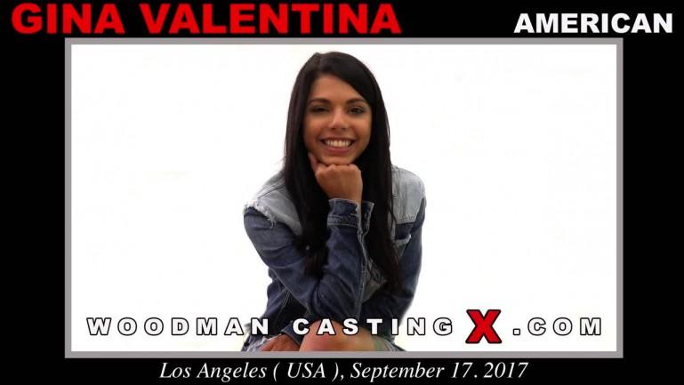Gina Valentina casting
