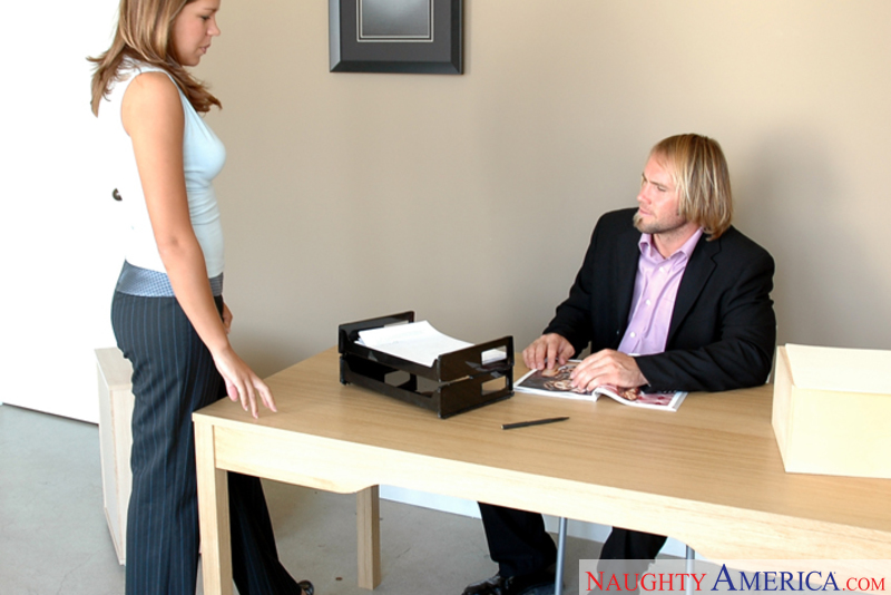Naughty Office - Azalea Lee