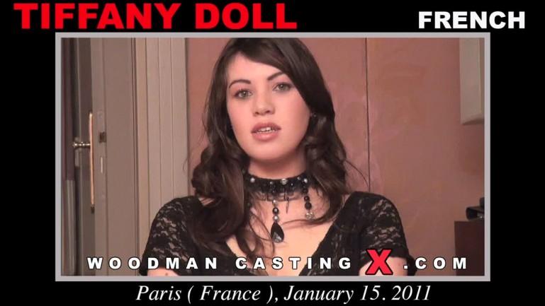 Tiffany Doll casting