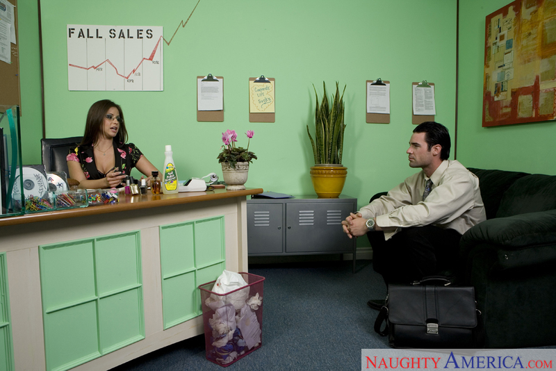 Naughty Office - Rachel Roxxx &