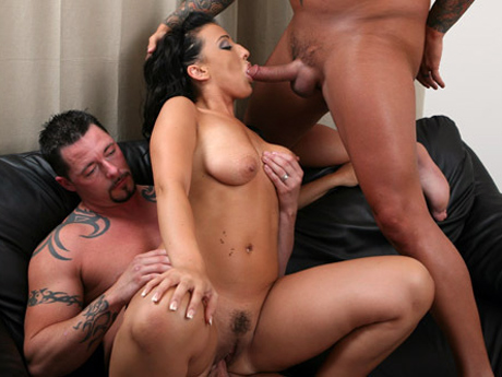 Ricki White - Double Penetration