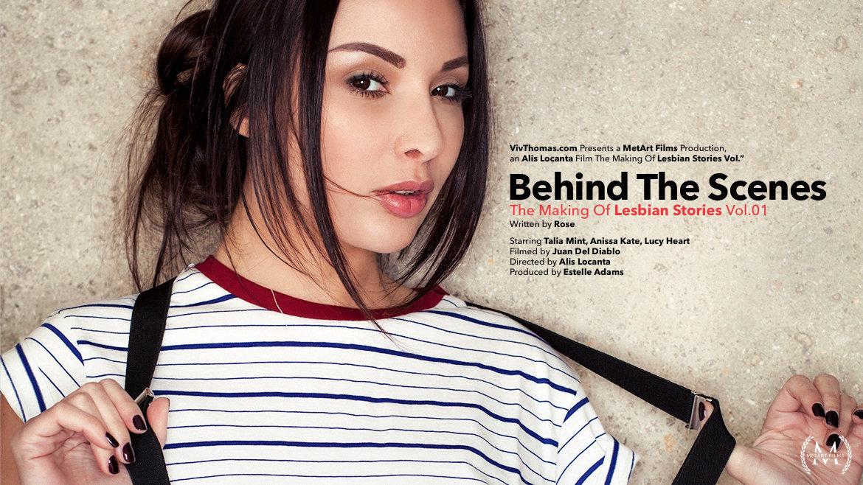 Behind The Scenes: Making Of Lesbian Stories Vol 1 Scène 1