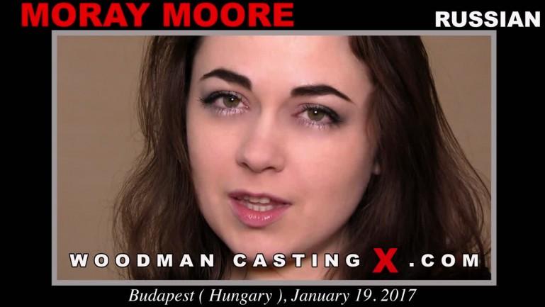 Moray Moore casting