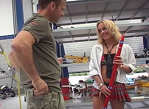Obsession With Teen Supersluts #01 Scene
