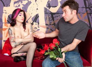 V-Day with Mason Moore Scena 1
