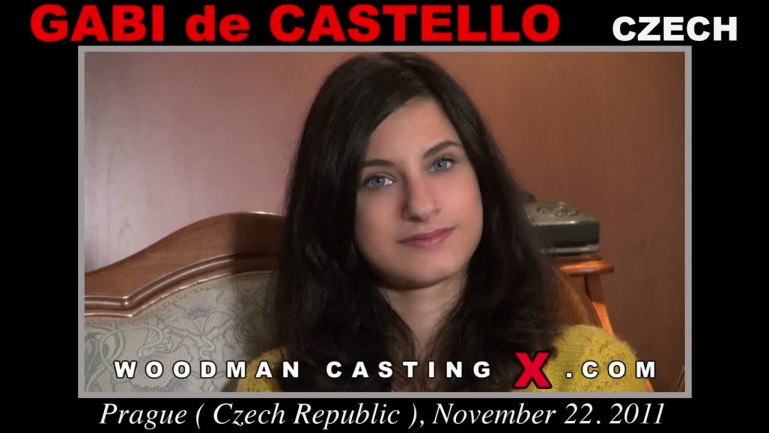 Gaby De Castello casting