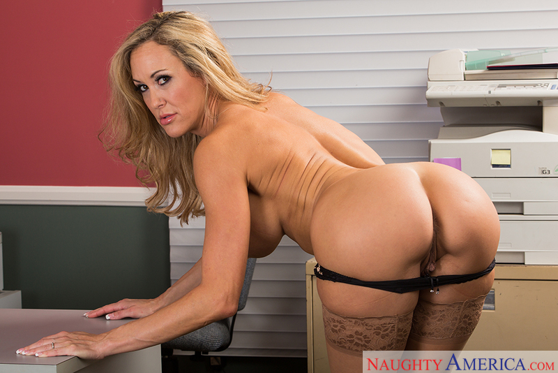 Naughty Office - Brandi Love & J