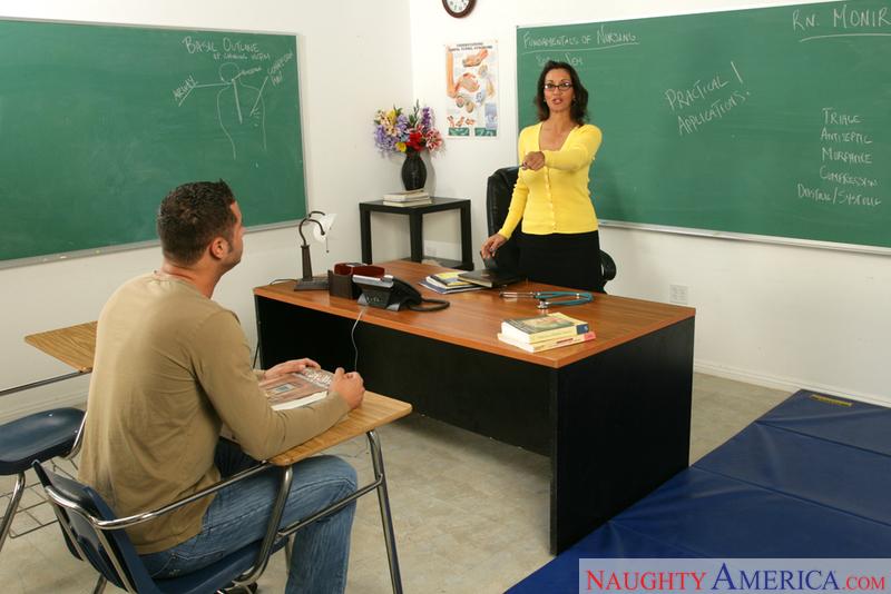My First Sex Teacher - Persia Mo